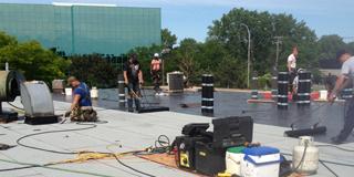 Réparation & rénovation de toit plat