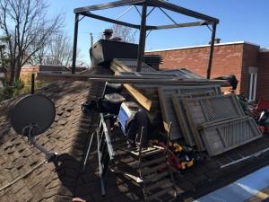 Construction de toiture à Montréal