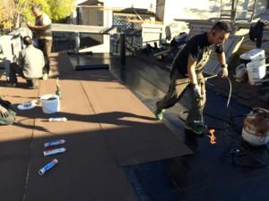 Réfection de toiture à Montréal