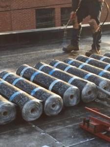 Réparation toiture à Montréal, les Couvertures Élastomères, photo