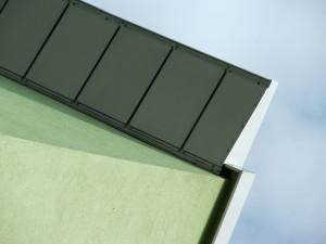 Toit blanc et toit vert à Montréal