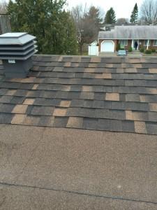 Réfection du pontage de la toiture à Montréal